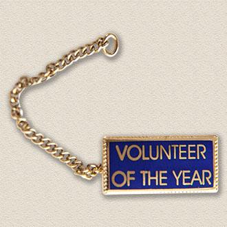 Stock Volunteer Guard – Volunteer of the Year Design #472