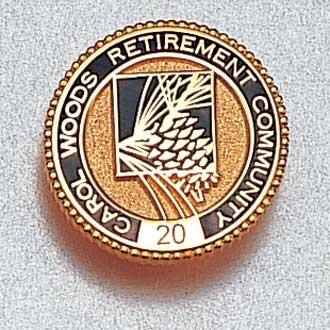 Custom Employee Lapel Pin #631