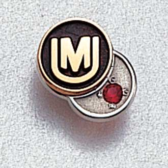 Custom Employee Lapel Pin #638