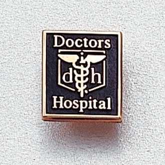 Custom Employee Lapel Pin #639