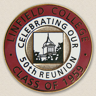 Linfield College Lapel Pin #7010