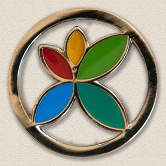 Bayfront Logo Lapel Pin #8002