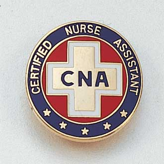Certified Nurse Assistant Lapel Pin #880