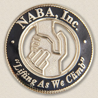 Custom Association Lapel Pin – Hands Design #9000