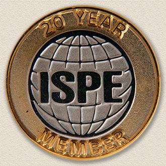 Custom Association Pin – World Map Design #9025