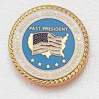 Custom Association Lapel Pin – United States Design #963