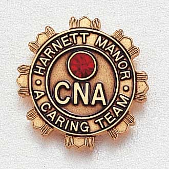Custom Nursing Lapel Pin – CNA Design #964