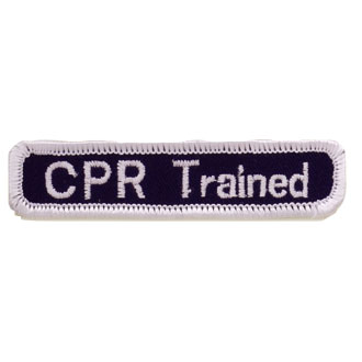 Custom Embroidered Emblem #CE-3