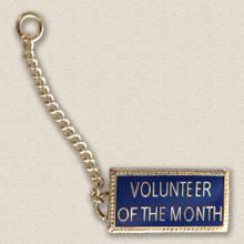 Stock Volunteer Guard – Volunteer of the Month Design #475