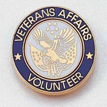 Veterans Affairs Volunteer Lapel Pin #160