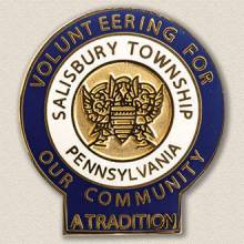 Salisbury Township Lapel Pin #2002