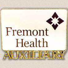 Fremont Health volunteer Lapel Pin #5001