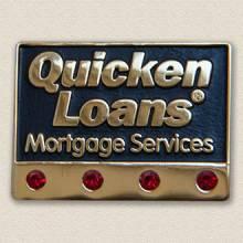Custom Business Pin – Mortgage Design #6002