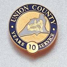 Custom Employee Lapel Pin #671