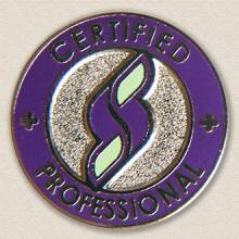 Shore Medical Center Certified Professional Lapel Pin #7009