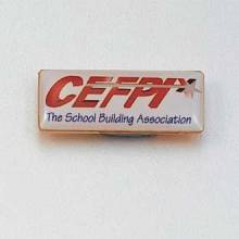 Custom Association Lapel Pin – Star Design #713