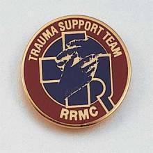 Custom Healthcare Lapel Pin – Trauma Support Design #720
