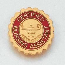 Certified Nurse Assistant Lapel Pin #864