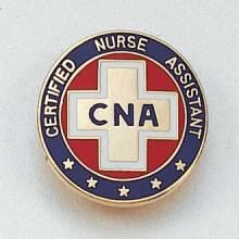 Stock Nursing Lapel Pin – Cross Design #880