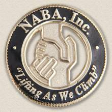 Custom Association Lapel Pin – Hands Design #9000