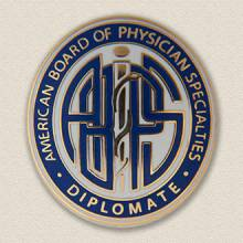Custom Association Lapel Pin – Diplomate Design #9013