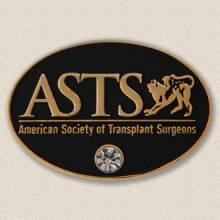 Custom Association Lapel Pin – Society Logo Design #9021