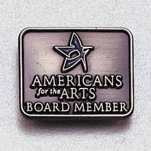 Custom Board Member Lapel Pin – Star Design #944