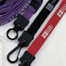 Custom Lanyard – Snap Clip Attachment Style #B