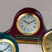 Custom Clock – Mantel Design #P-453