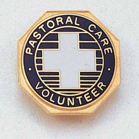 Pastoral Care Volunteer Lapel Pin #159