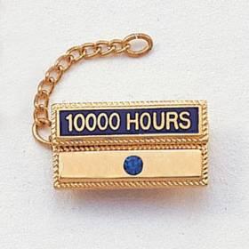 Hour Bar Attachment with Gem #420-HG1