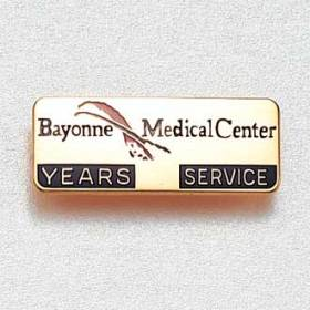 Custom Healthcare Lapel Pin – Hospital Logo Design #653