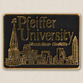 Pfeiffer University Lapel Pin #7001