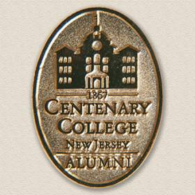 Centenary College Lapel Pin #7018