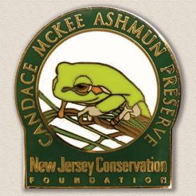 New Jersey Conservation Foundation Lapel Pin #8006