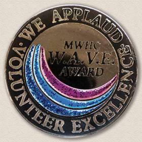 W.A.V.E. Lapel Pin #8007
