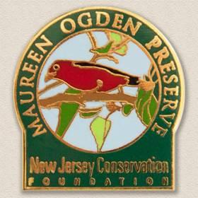 Maureen Ogden Preserve Lapel Pin #8009