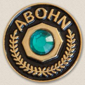 American Board of Occupational Health Lapel Pin #8011