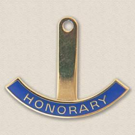 Custom Curved Tab – Honorary Design #9047