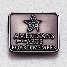 Custom Board Member Lapel Pin – Star Design #944