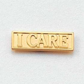 I Care Lapel Pin #CL-6